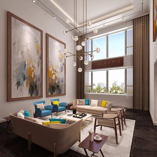 新中式公寓