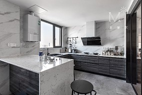 香蘭雅室140m²新中式餐厅1图中式现代设计图片赏析