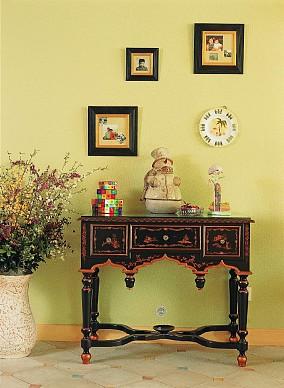100㎡色彩斑斓家居,温馨优雅!功能区地中海设计图片赏析