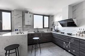 香蘭雅室140m²新中式餐厅2图中式现代设计图片赏析