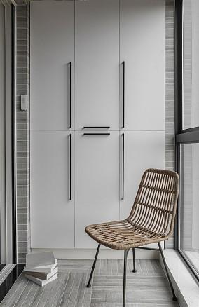 新古典风格设计,自然流露的优雅范儿阳台美式经典设计图片赏析
