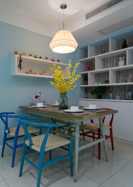 119平米三居室,这欧式风格太美了!厨房