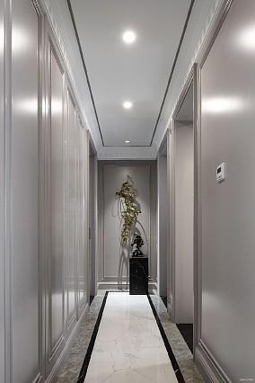 欧式三居室,灰色轨迹功能区2图欧式豪华设计图片赏析