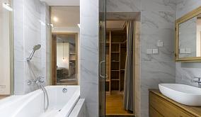 两室户日式风格装修图片卫生间日式设计图片赏析