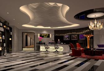 现代酒店-带您领略五光十色的梦