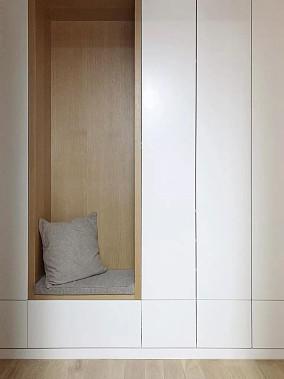 105平两居室简约风宏发前城功能区设计图片赏析