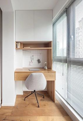 现代简约精致个性舒适住宅阳台现代简约设计图片赏析