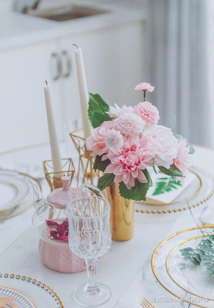 85㎡现代美式两居阳台浴缸个性十足厨房美式经典餐厅设计图片赏析