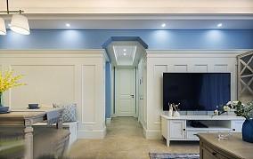 简欧风格两居室,生活就像一首诗功能区欧式豪华设计图片赏析