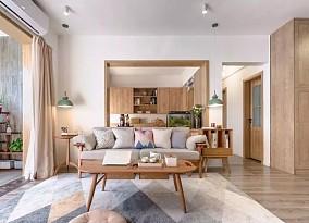 纯净放松的家·128㎡北欧风10409992