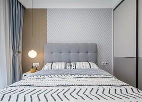瑞典的暖阳·118㎡地中海风格卧室2图地中海设计图片赏析
