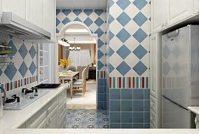 地中海风格清晰有格调餐厅地中海设计图片赏析