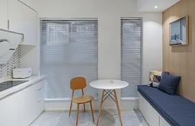 极简风格一居室,收纳是重点难题10393064