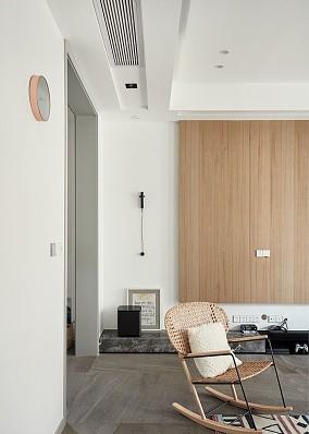 90后的小日子简约大方的家客厅现代简约设计图片赏析