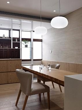 心随禅静的摩登日式风格厨房日式设计图片赏析
