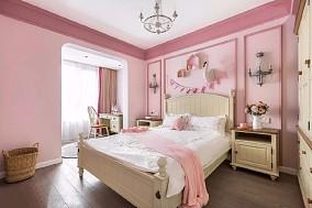 140㎡轻奢美式,温馨舒适而不失高级感卧室设计图片赏析