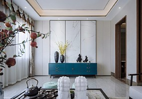 雅奢东方,独树一帜的现代中式风10444943