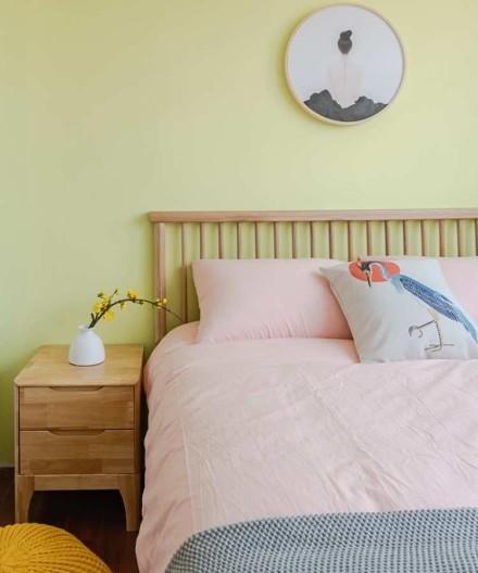 打造日式简约风,家装也走治愈系卧室