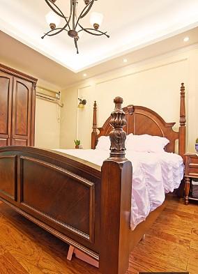 美式风格追求华丽、高雅的古典风格卧室美式经典设计图片赏析