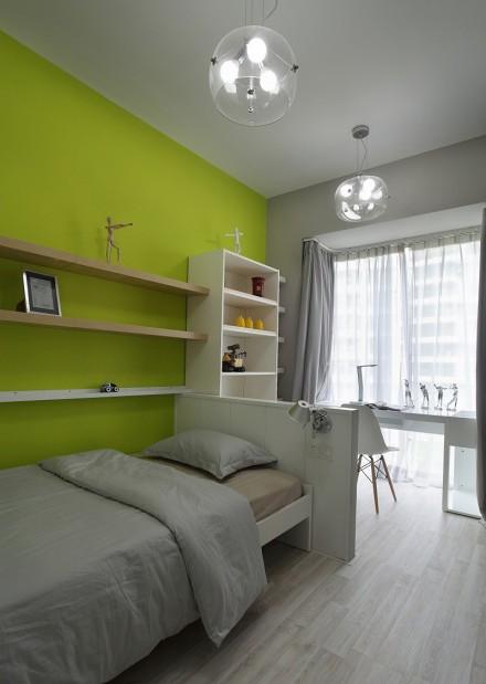 131㎡现代简约风格,打造家居高级感卧室