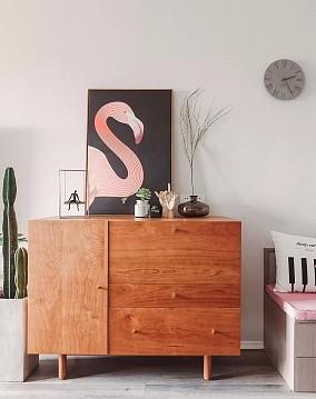 95欧式温柔浪漫风格厨房欧式豪华设计图片赏析