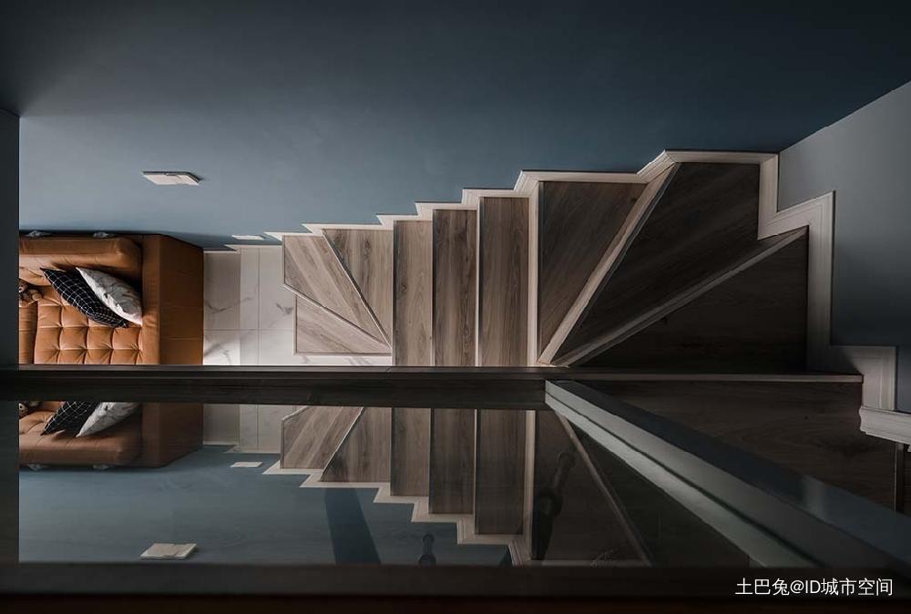loft房型惊艳设计亮眼的北欧简约风功能区潮流混搭功能区设计图片赏析