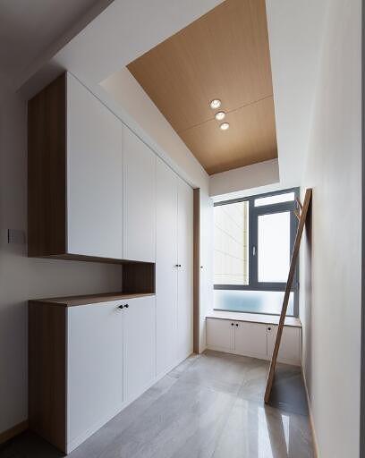 日式风格,家是梦想的远方卧室