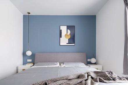 125㎡现代轻奢的LOFT之美卧室