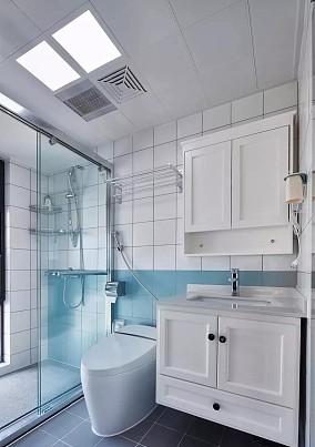 89欧式收纳清新四居室卫生间欧式豪华设计图片赏析