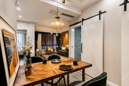 54平混搭风格,给你不一样的感觉厨房2图