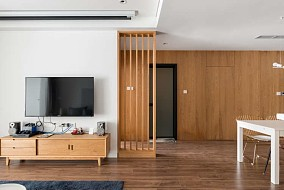 触手可及的幸福感|84平北欧风二居室功能区北欧极简设计图片赏析