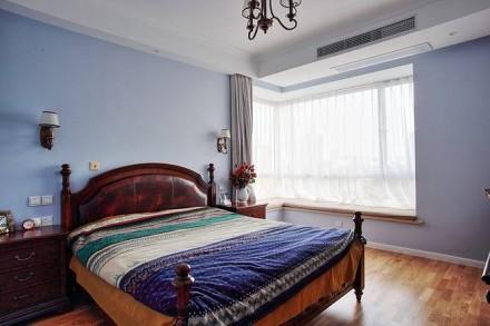 178平简约美式,这种风格我也想要卧室