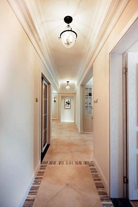 146㎡美式四居室,家之所在功能区美式田园设计图片赏析