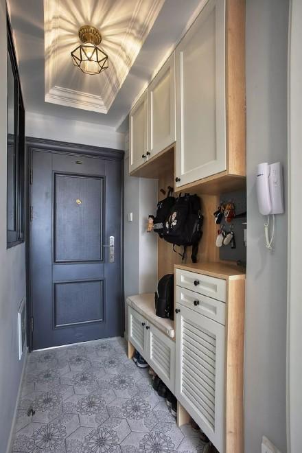 超温情舒适的北欧小居室功能区