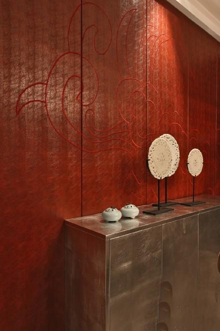奢雅新中式,演绎极致生活格调厨房2图