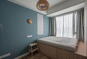 89㎡三居室·日式美宅收纳妙卧室日式设计图片赏析