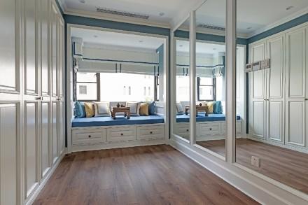 欧式豪华和色彩做朋友120平米卧室