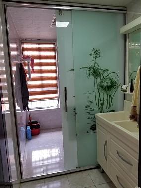 采光特别好的143㎡豪华住宅卫生间欧式豪华设计图片赏析