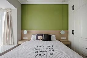 这样的北欧风格,超有范儿卧室北欧极简设计图片赏析