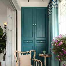 地中海风格 三室二厅 150平10728411