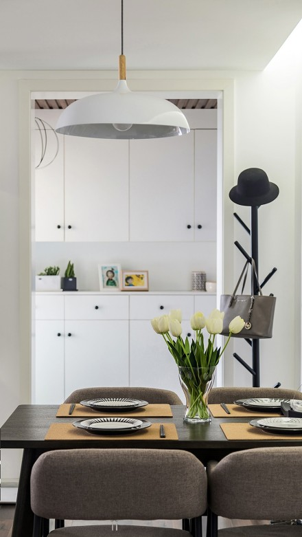 亨利小区90㎡两居室厨房