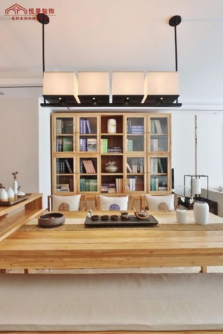 古典美学上的盛宴牡丹新城160平面厨房