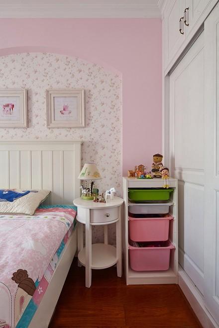 欧式韵味浪漫满屋装修效果卧室