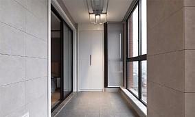 北欧ins风美宅,每个角落都是高颜值~阳台其他设计图片赏析