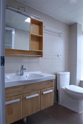 日式风~无印良品之家卫生间日式设计图片赏析