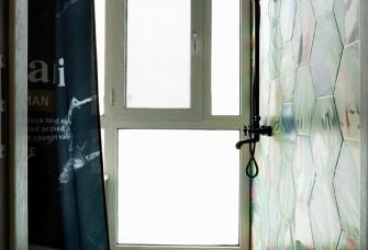 幽绿不厌三室两厅混搭风