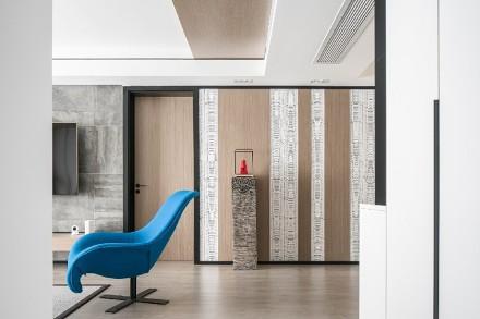 92平方的中式风格设计,意蕴悠长功能区