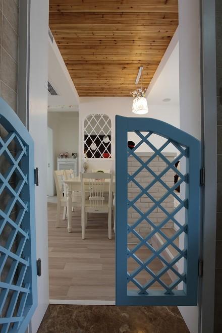120m²温馨田园风,简直舒服至极厨房