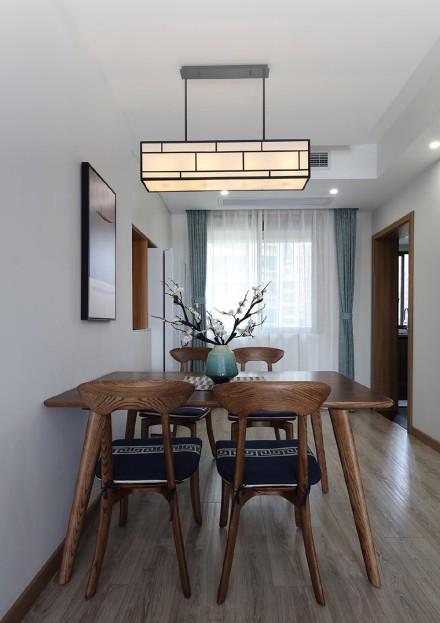 素雅新中式,现代与古典的结合厨房