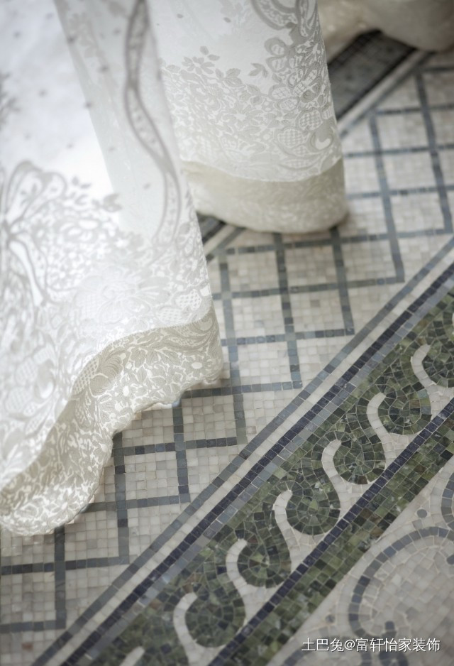 尚德居168㎡婚房这样的法式风让人痴醉客厅其他客厅设计图片赏析